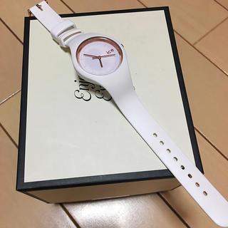 アイスウォッチ(ice watch)のice watch ピンクゴールド(腕時計)