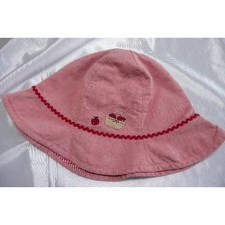 familiar - ファミリア 帽子 49センチ