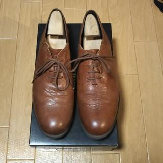 alfredoBANNISTER - アルフレッドバニスター 茶色 革靴
