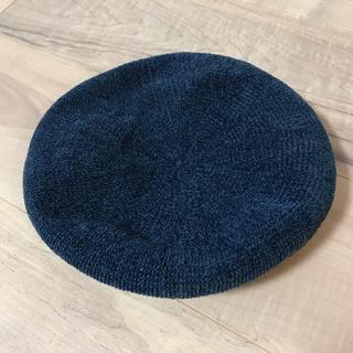 ケービーエフ(KBF)のサマーベレー帽(KBF)(ハンチング/ベレー帽)