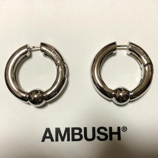 アンブッシュ(AMBUSH)のambush ピアス(両耳)(ピアス(両耳用))