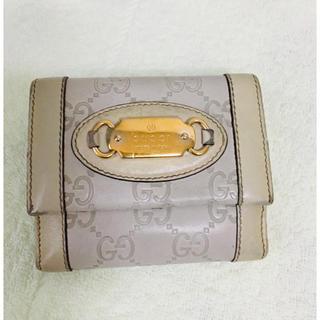 Gucci - GUCCI財布