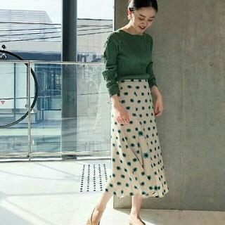 IENA - IENA ランダムパネルスカート 40