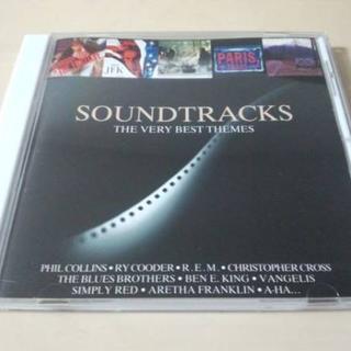 CD「CINEMA HOT 1 SOUNDTRACKS」映画サントラ集●ライ・ク(映画音楽)