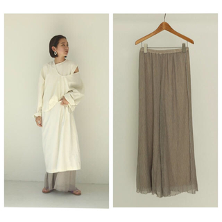 TODAYFUL - 【20ss】todayful Crepe Rough Pants