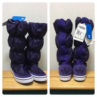 アディダス(adidas)のお値下げ‼️新品❣️adidas モコモコブーツ(ブーツ)