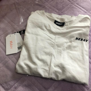 防弾少年団(BTS) - NERDY 白Tシャツ