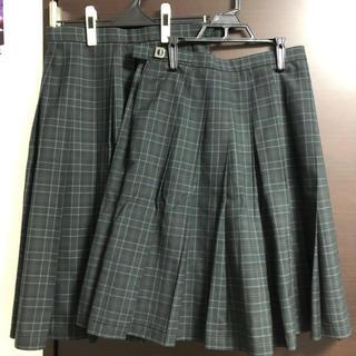 HANAE MORI - 公立中学校 制服 スカート