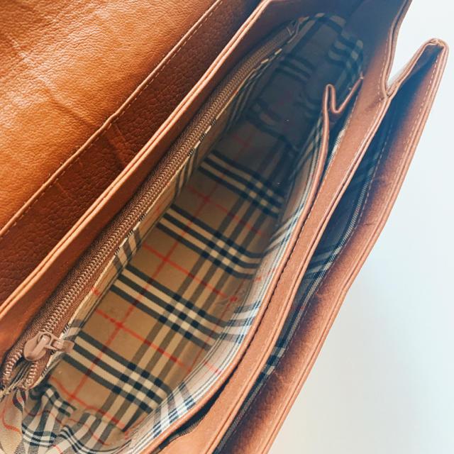 BURBERRY(バーバリー)の【良品】オールドバーバリー vintagebag ◇ ショルダーバッグ レディースのバッグ(ショルダーバッグ)の商品写真