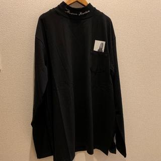 コムデギャルソン(COMME des GARCONS)のandrea martin 19FW ハイネック Tシャツ 長袖(Tシャツ/カットソー(七分/長袖))