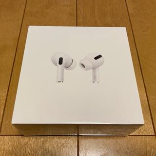 Apple - 新品未開封 Apple AirPods Pro MWP22J/A 国内正規店購入