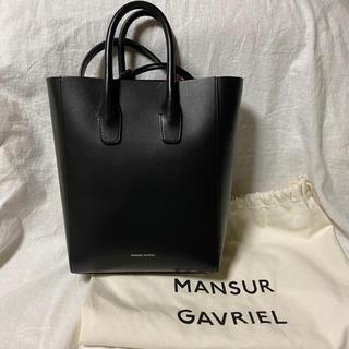マンサーガブリエル(MANSUR GAVRIEL)の田中亜希子さん愛用 MANSUR GAVRIEL スクエア ショルダー BAG(ショルダーバッグ)