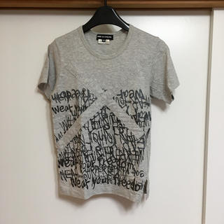 コムデギャルソン(COMME des GARCONS)のロゴ入り コムデギャルソン(Tシャツ(半袖/袖なし))