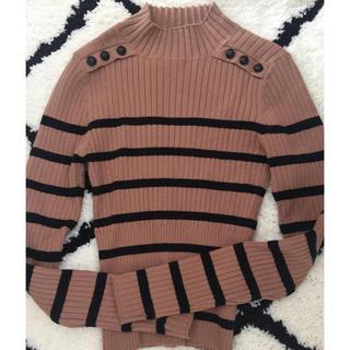 Lily Brown - 美品☆リリーブラウンハイネックセーター