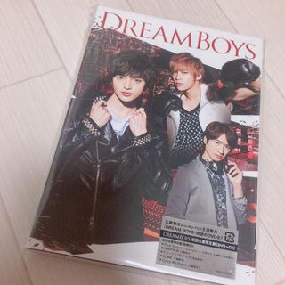 Johnny's - DREAM BOYS 初回盤