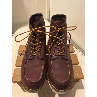 ホーキンス(HAWKINS)のメンズ ホーキンスワーキングブーツ ブラウン 26.5cm(ブーツ)