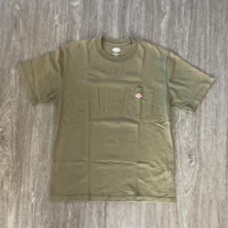 DANTON - Danton メンズ レディース   tシャツ カーキ