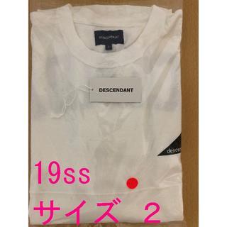 ダブルタップス(W)taps)の2019SS DESCENDANT CETUS JERSEY LS(Tシャツ/カットソー(七分/長袖))