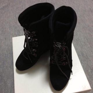 ジーナシス(JEANASIS)のJEANASISのブーツ(ブーツ)