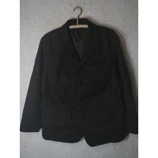 タケオキクチ(TAKEO KIKUCHI)の5702 タケオキクチ 日本製 あたたか ウール 混紡 ジャケット コート(その他)