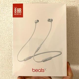アップル(Apple)のbeatsx イヤホン(ヘッドフォン/イヤフォン)