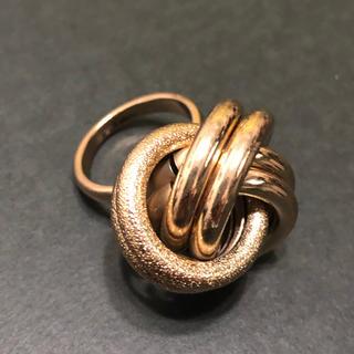 22号 アンティークゴールド リング(リング(指輪))
