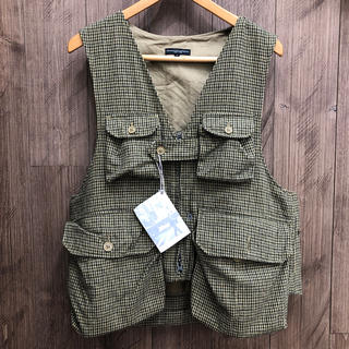 Engineered Garments - ENGINEERED GARMENTS   GAME VEST