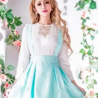 EmiriaWiz - エミリアウィズ♡サロペットスカート♡ミント