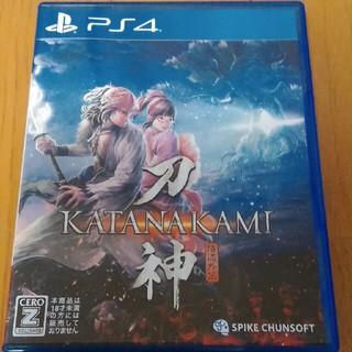 侍道外伝 KATANAKAMI PS4