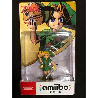 ニンテンドースイッチ(Nintendo Switch)のamiibo リンク【ムジュラの仮面】新品未使用(ゲームキャラクター)