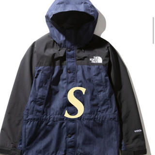 THE NORTH FACE - S 最安値 MOUNTAIN LIGHT DENIM JACKET インディゴ