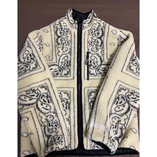 Supreme - supreme bandana fleece jacket