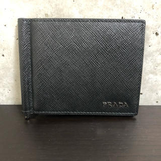 プラダ(PRADA)の☆PRADA マネークリップ 財布(マネークリップ)