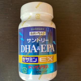 サントリー(サントリー)のサントリー DHA&EPA セサミンEX 1個 120粒(ビタミン)