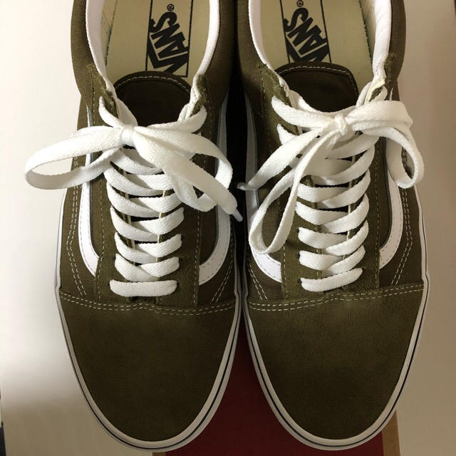 VANS(ヴァンズ)のVANS OLD SKOOL Beech 27.5 メンズの靴/シューズ(スニーカー)の商品写真