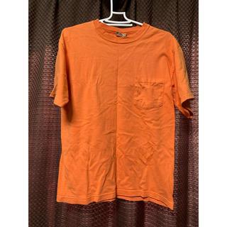 半袖シャツ オレンジ(Tシャツ(半袖/袖なし))