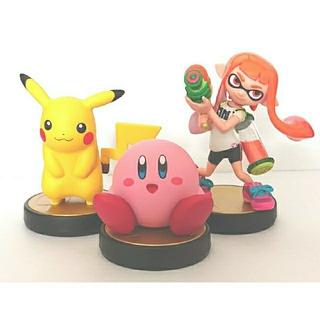 ニンテンドースイッチ(Nintendo Switch)の大乱闘スマッシュブラザーズ amiibo セット(ゲームキャラクター)