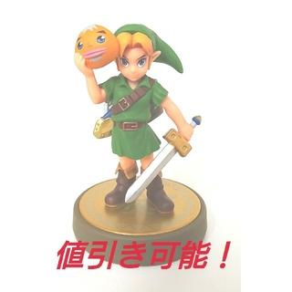 ニンテンドースイッチ(Nintendo Switch)のゼルダの伝説 ムジュラの仮面 amiibo(ゲームキャラクター)
