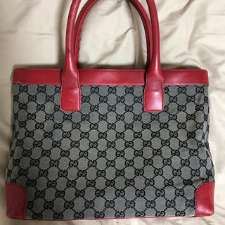 Gucci - GUCCIグッチのトートバッグです。