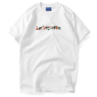 APPLEBUM - Lafayette  ラファイエット  Tシャツ XXL  白