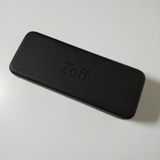 ゾフ(Zoff)の★Zoff ゾフ★非売品メガネケース★【黒】新品(サングラス/メガネ)