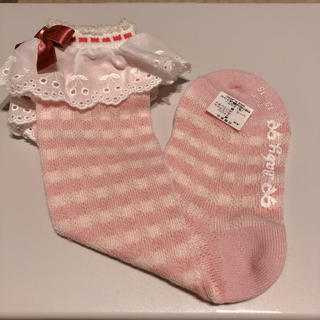 Shirley Temple - シャーリーテンプル  靴下