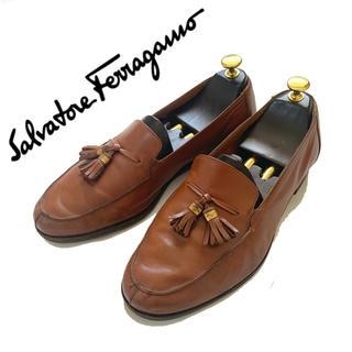 Salvatore Ferragamo - Salvatore Ferragamo フェラガモ  タッセル 革靴 ローファー