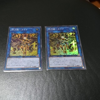 ユウギオウ(遊戯王)の遊戯王 閃刀姫ーカイナ 2枚(カード)