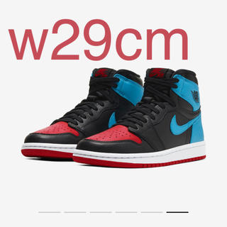 ナイキ(NIKE)のAir Jordan 1 Retro UNC TO CHICAGO W 29cm(スニーカー)
