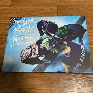 """ワンオクロック(ONE OK ROCK)のONE OK ROCK  2015""""35xxxv""""JAPAN TOUR LIVE(ミュージック)"""