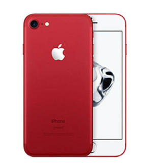 Apple - iPhone 7 Red 128GB