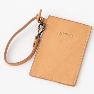ゲンテン(genten)のゲンテン 40548 確認用(名刺入れ/定期入れ)