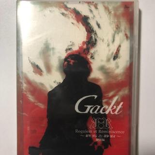 GACKT  DVD 2枚組  中古(ミュージック)
