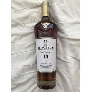サントリー(サントリー)のマッカラン18年 箱なし(ウイスキー)